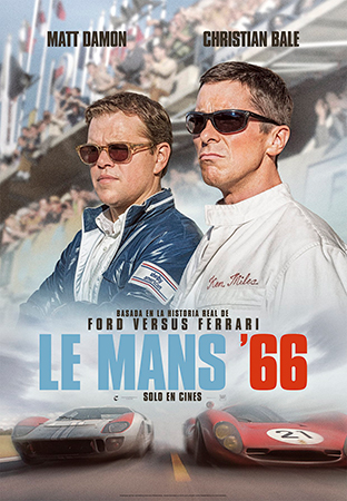 Portada de Le Mans ´66