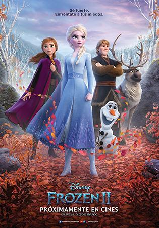 Portada de Frozen 2