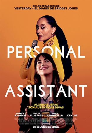 Portada de Personal assistant