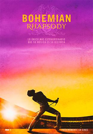 Portada de Bohemian Rhapsody