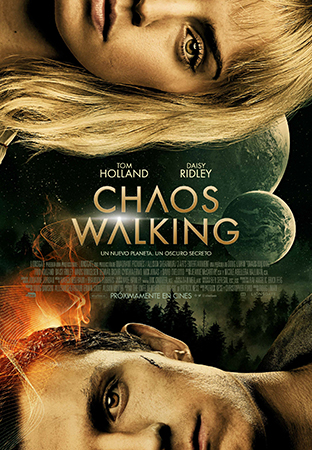 Portada de Chaos walking