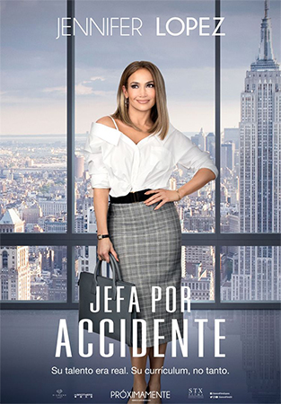 Portada de Jefa por accidente