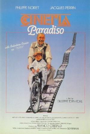 Portada de Cinema Paradiso