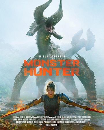 Portada de Monster Hunter